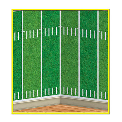 Football Field Backdrop 4x30ft