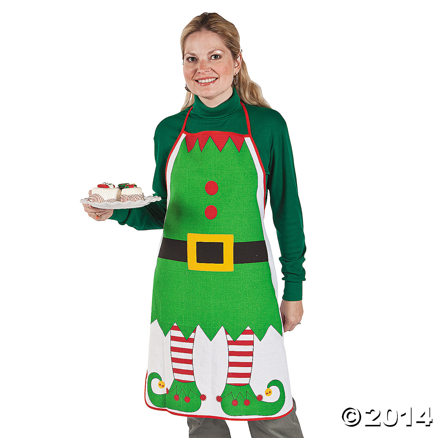 Cotton Elf Adult's Apron
