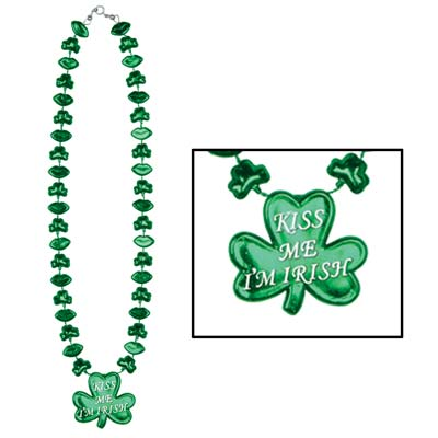 Shamrock Necklace 22