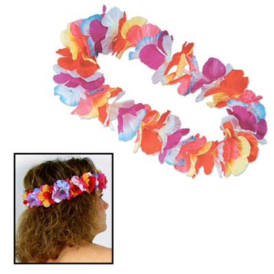 Silk 'N Petals Parti-Color Headband 20