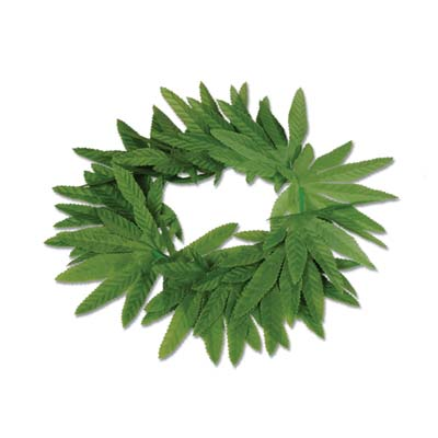 Tropical Fern Leaf Headband 20