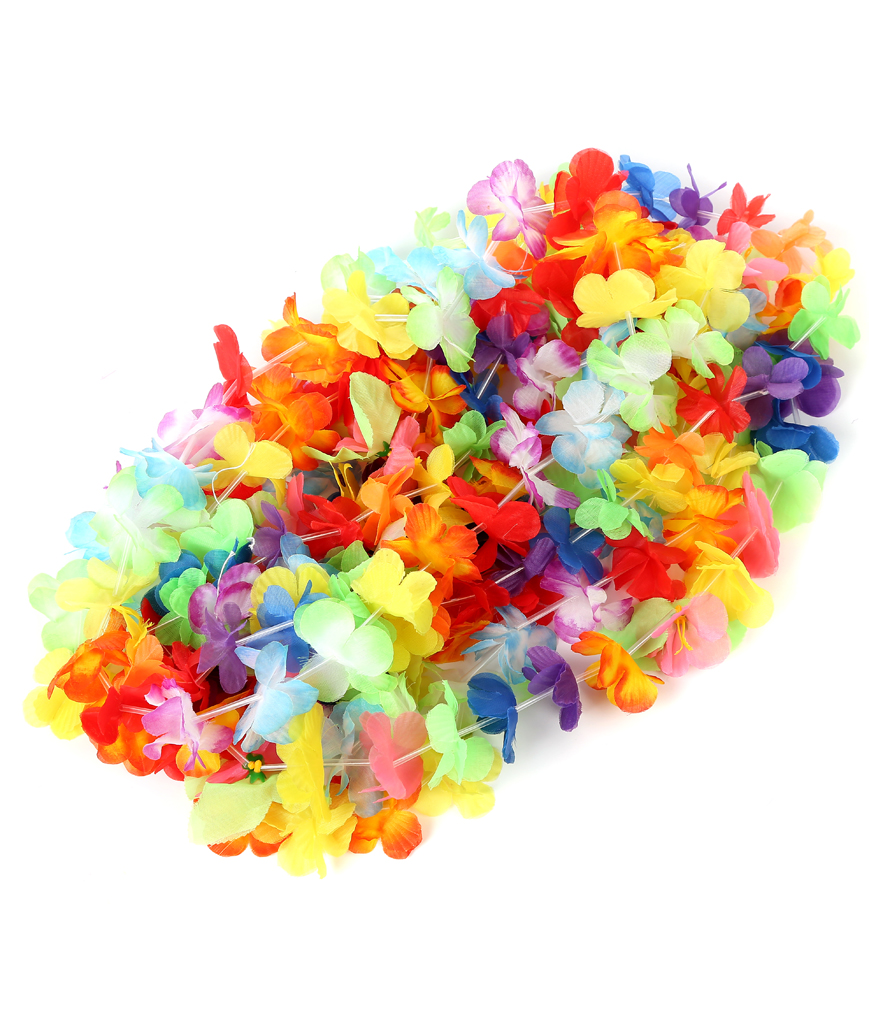Mega Leis Assortment 50 count