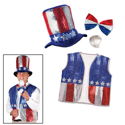 Uncle Sam Set