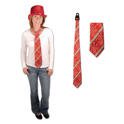 Holiday Lights Tie Full-Size