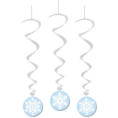 Snowflake Whirls 3ft 6in 3Ct