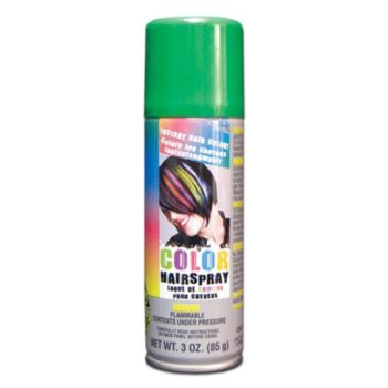 Color Hair Spray - Green