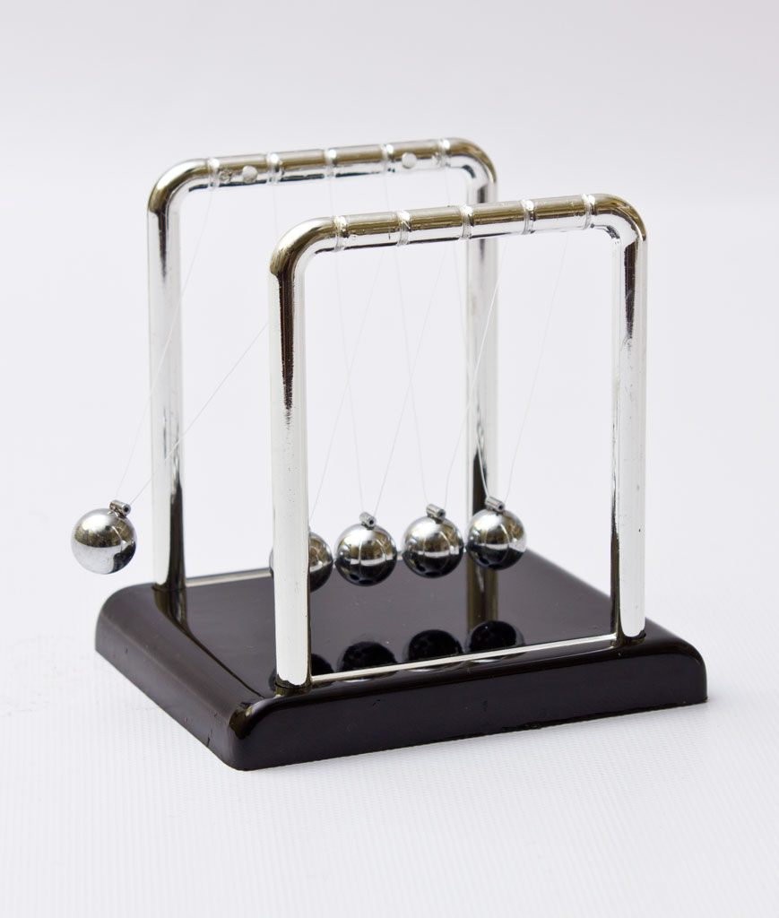 Newtons Cradle Physics Science Kit