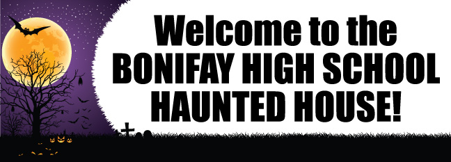 Spooky Night - Custom Banner