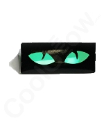 Glow Spooky Cartoon Eyes-Green