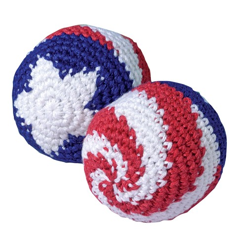Patriotic Kickballs - 12ct