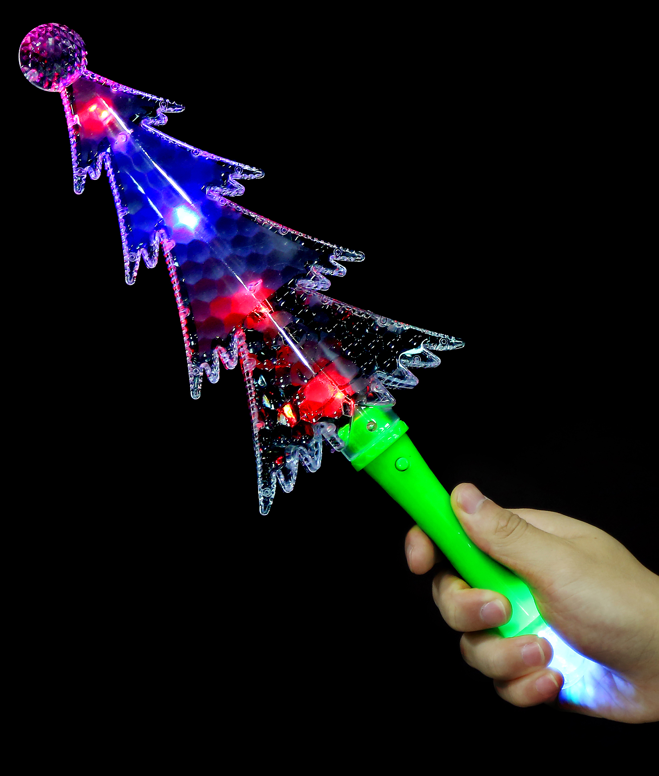 LED Christmas Tree Wand