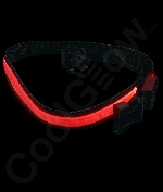 LED Belt - 33 Inch - Red
