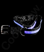 LED Belt - 45 Inch - Blue