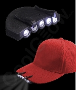 LED Cap Light - White