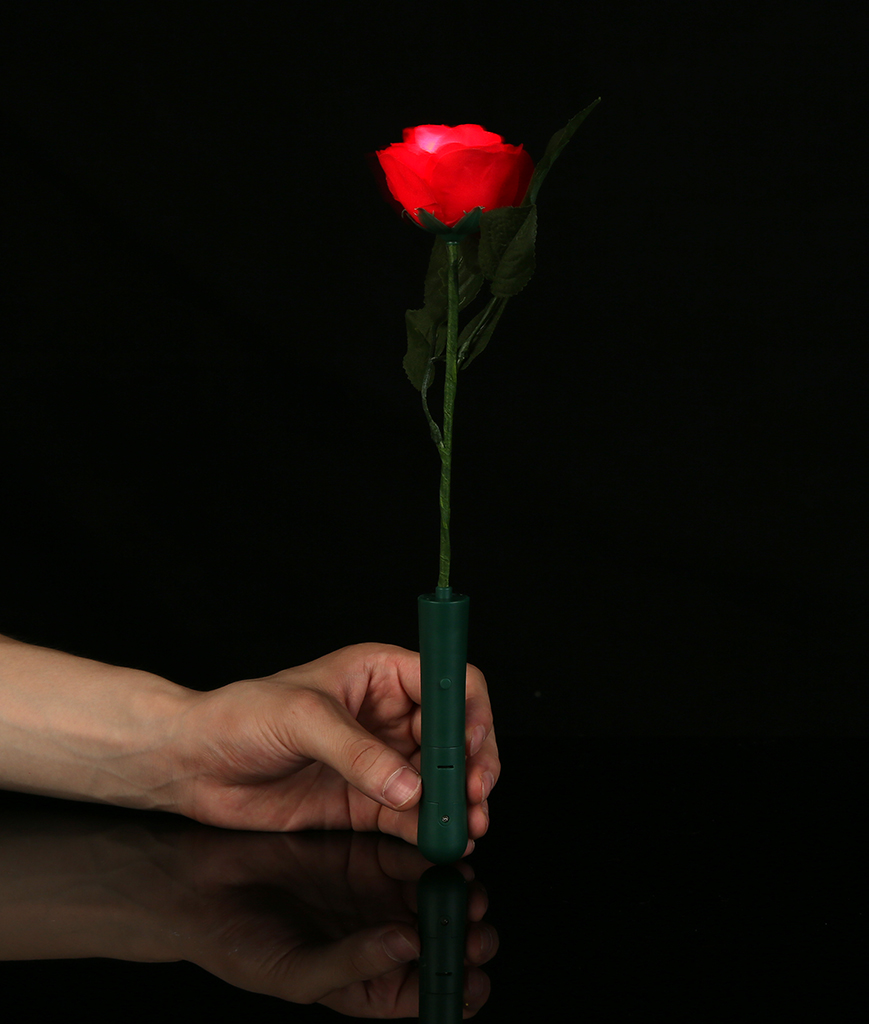 LED Rose - Red