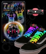LED Shoe Laces - Multicolor