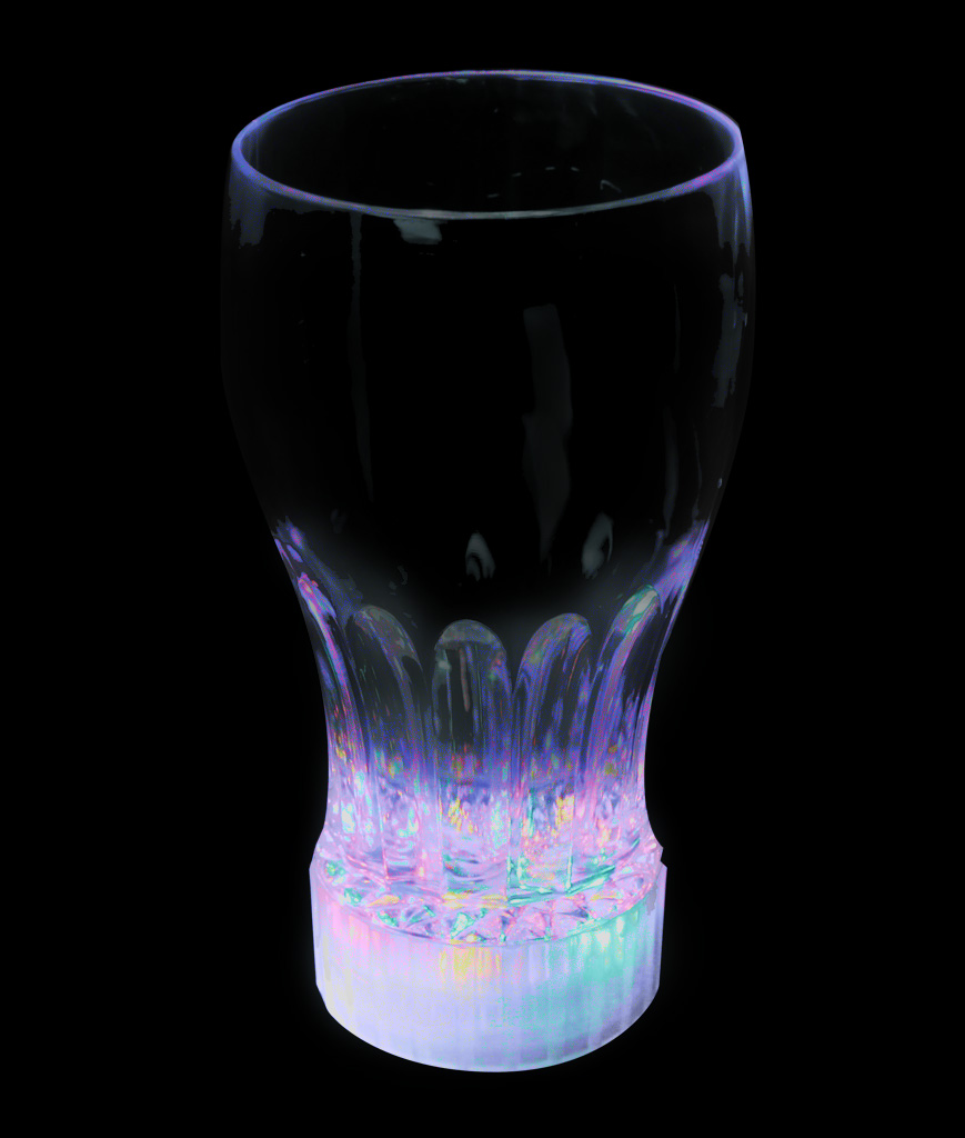 LED Flashing Cup - Multicolor 12oz