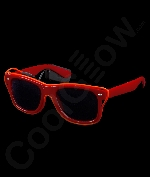 EL Sunglasses- Red