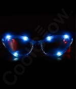 LED Patriotic Sunglasses