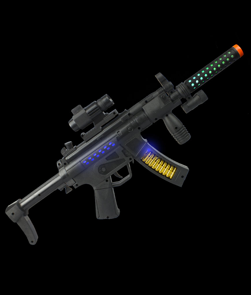 LED Bravo Squad Rifle