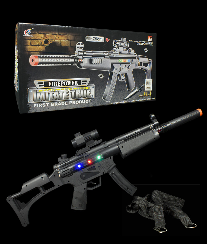 LED Commando Rifle