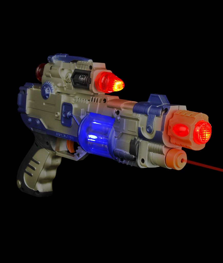 Fun Central AT757 LED Light Up Beam Blaster