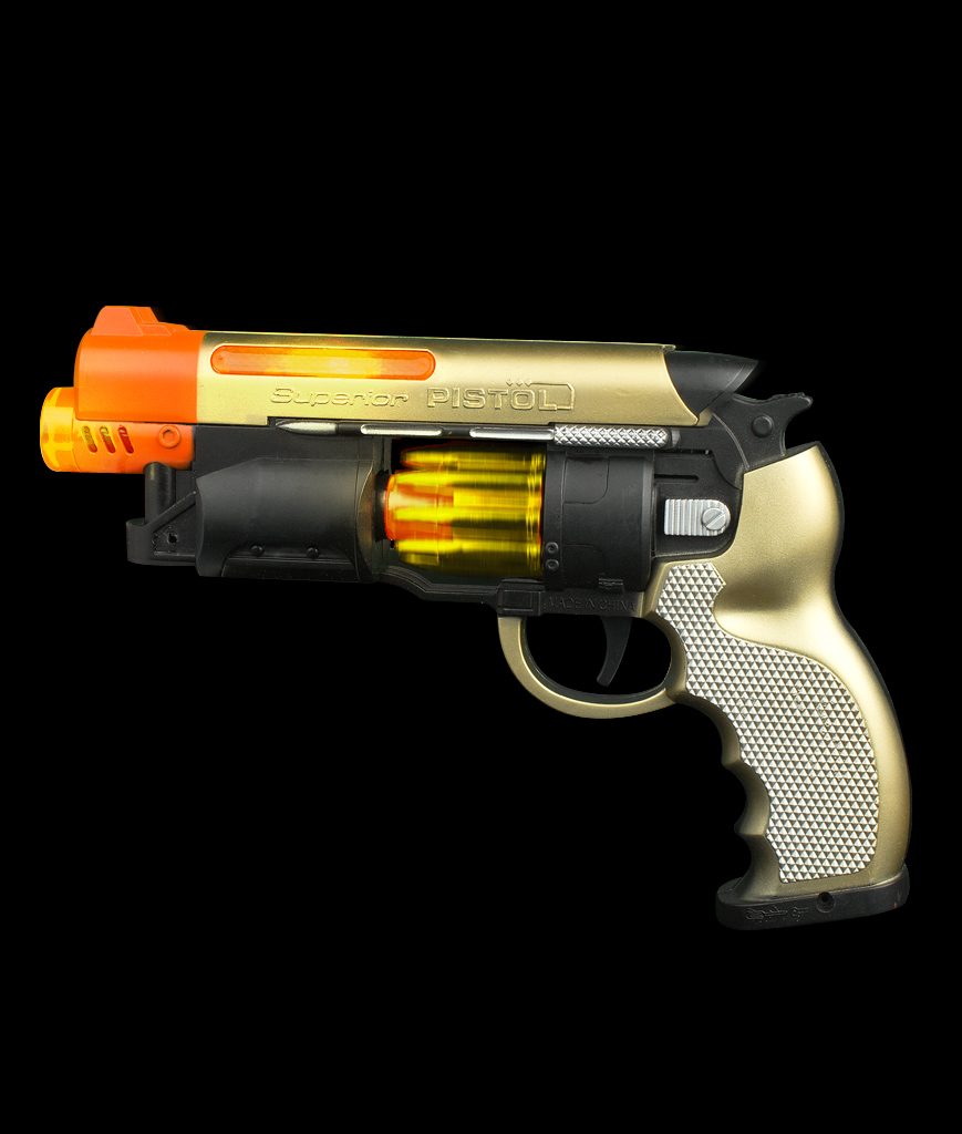 LED Self-Loading Pistol