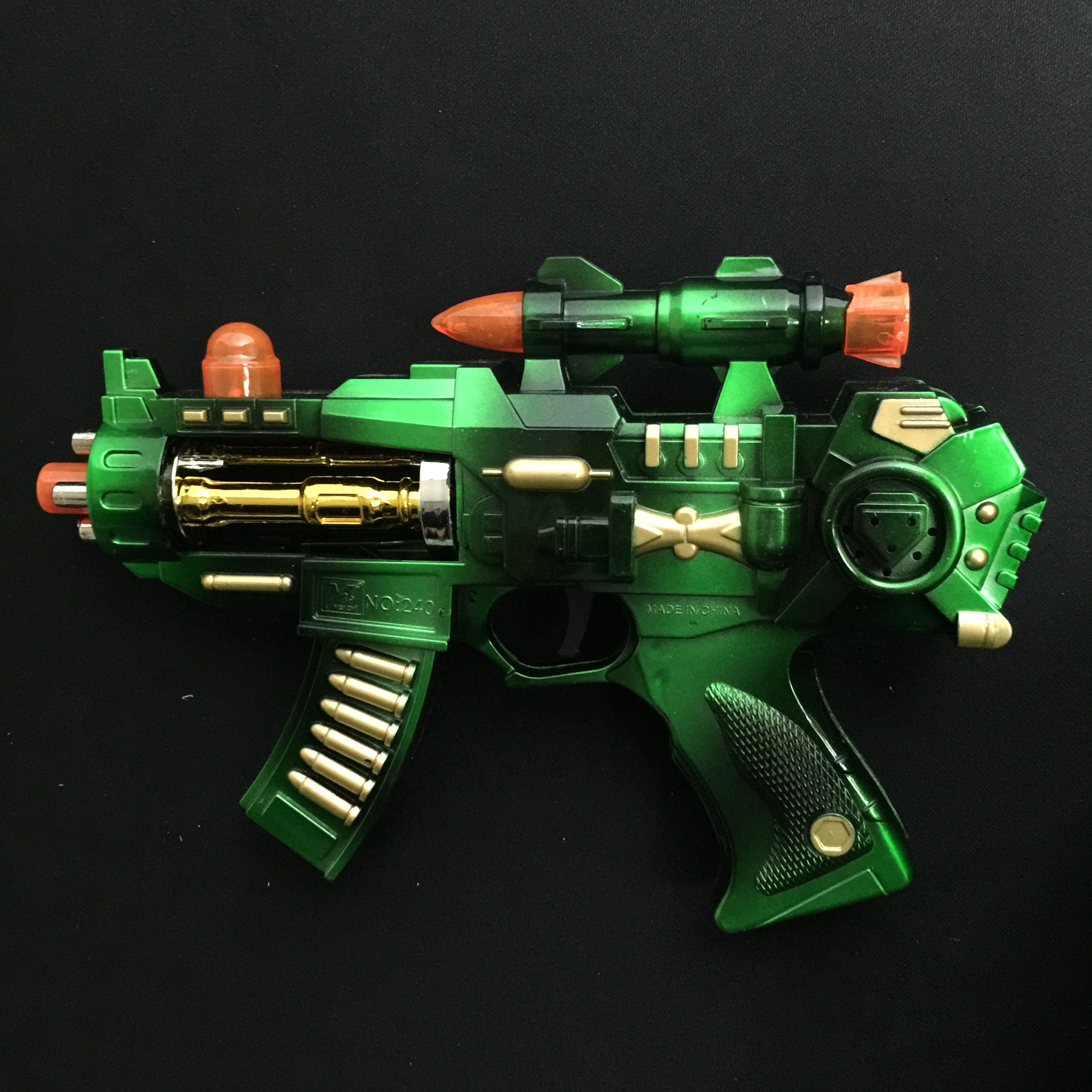 LED 9 Inch Space Rifle