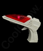 LED Space Blaster Gun