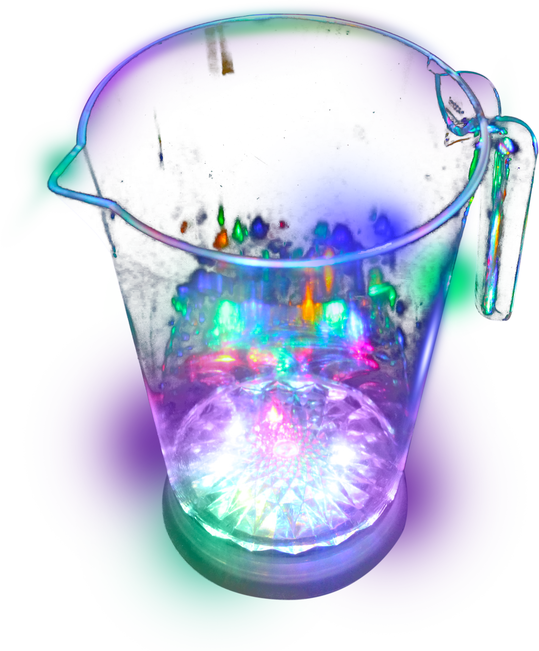 Fun Central P906 LED Light Up Serving Pitcher - 48 oz.
