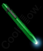 LED Pen Light- Green