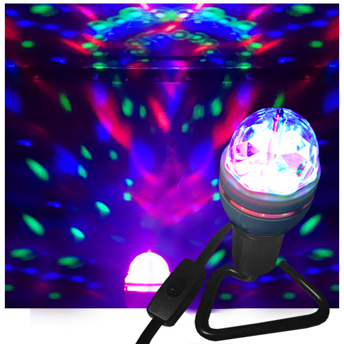 LED Lil Nebula Party Light Bulb