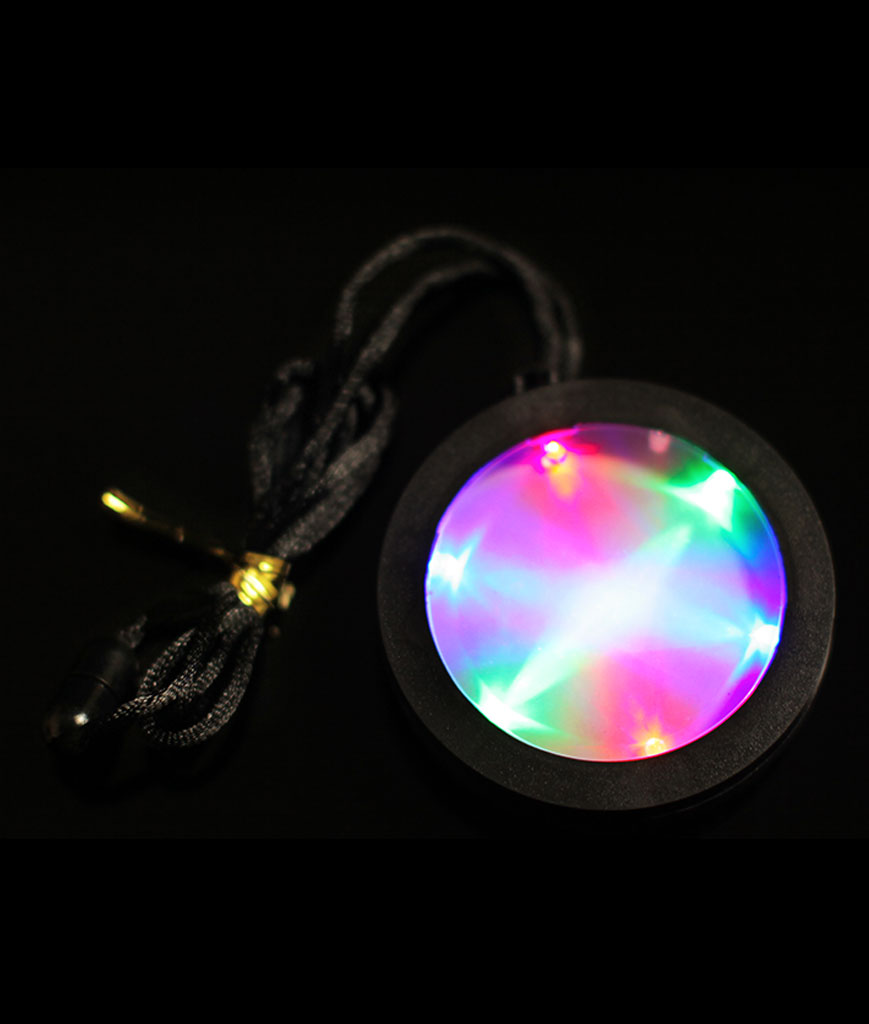 LED Tunnel Necklace