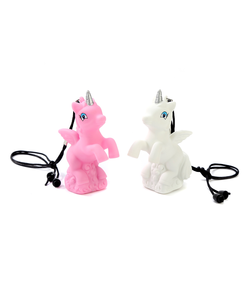 Fun Central BD025 LED Light Up Unicorn Necklace