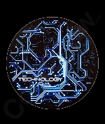 LED Sound Activated Patch - Technology Networks