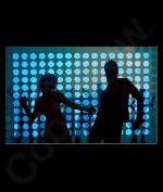 LED Sound Activated Patch - Dancers