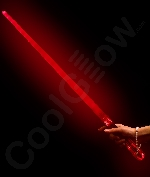 LED Light Super Saber 28 Inch - Red