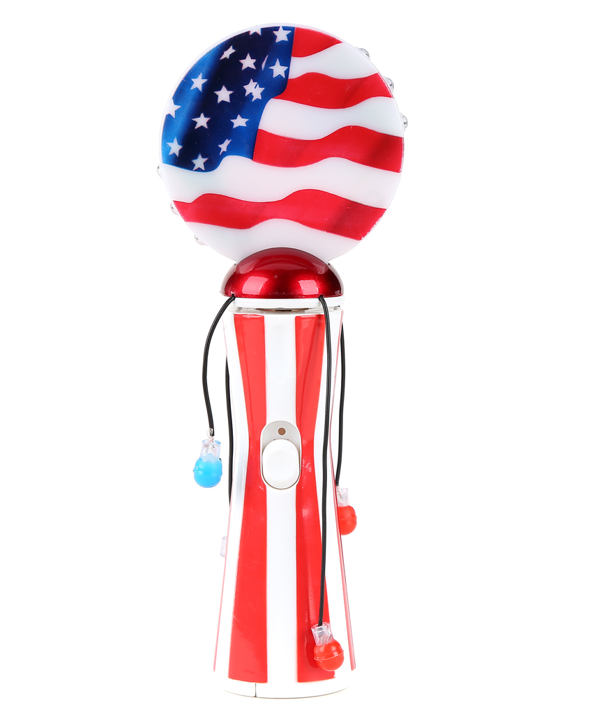 LED Spinner Wand - Patriotic
