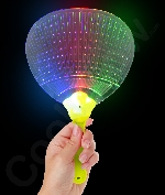 Fun Central AI368 LED Light Up Flashing Fan