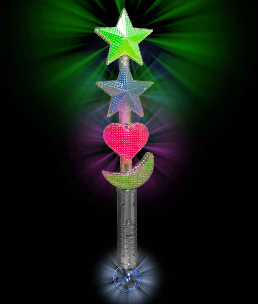 LED Love Wand - Multicolor