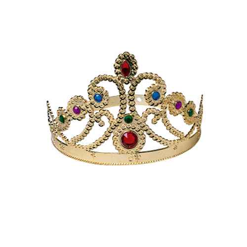 Queen Gold Crown