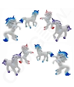 Fun Central AZ921 3 Inch Unicorns Animals - Assorted