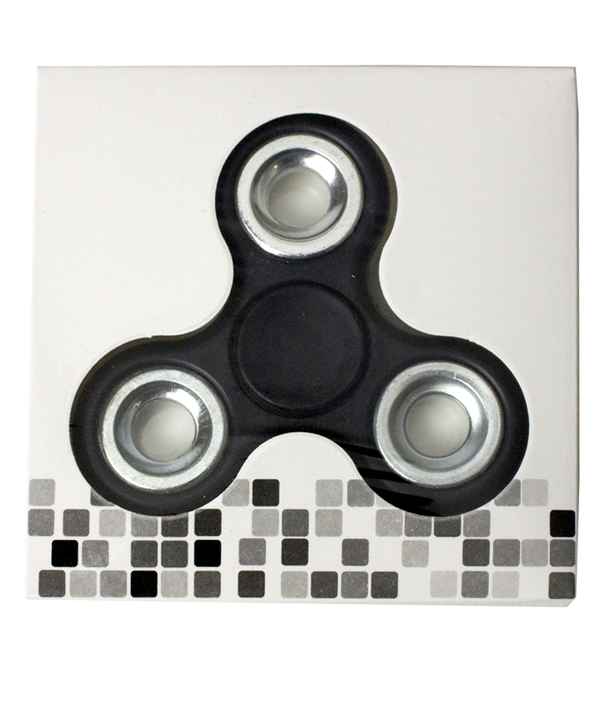 Regular Finger Spinner - Black