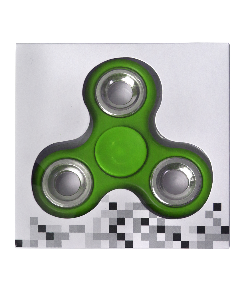 Regular Finger Spinner - Green