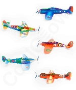 Fun Central AU584 8 Inch Novelty Glider Planes 12ct