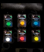 Glominex AZ926 Glow in the Dark Body Paint Single Pack Clamshell - Assorted