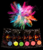 Fun Central AT976 Blacklight Color Powder 70g - Assorted