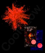 Fun Central AT982 Blacklight Color Powder 70g - Red