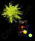 Fun Central AT983 Blacklight Color Powder 70g - Yellow