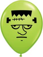 5 Inch Frankenstein Face 100 Ct